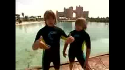 Cole And Dylan Sprouse In Atlantis