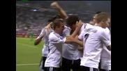 Германската машина стартира с трудна победа на Евро 2012. Германия - Португалия 1:0