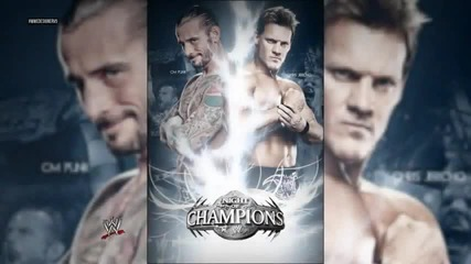 Wwe - Night of Champions 2012 Официална Песен - Rules Don't Stop