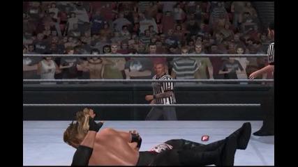 Raw vs Smackdown 2011 - Edge vs Kane Част2