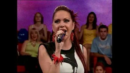 Silvija Nedeljkovic - Ista nam je tuga / Obelezena / Ti si taj ( Zvezde Granda 2007 )