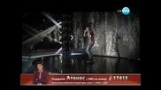 X Factor Атанас Колев Live концерт - 12.12.2013 г