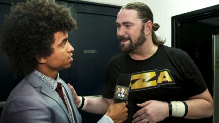 Ohno insists he's proven himself the best British Wrestler: WWE.com Exclusive, Sept. 18, 2019