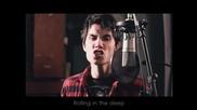 Rolling In The Deep - sam Tsui + Tyler Ward Cover [lyrics]