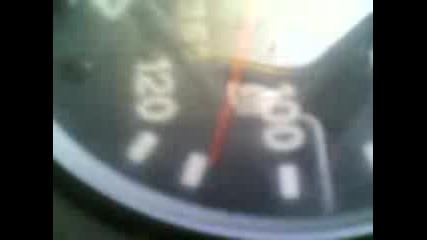 Трабант Вдига 110km/h :D