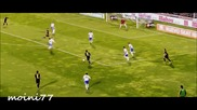 Lionel Messi прави 5 играча за смях