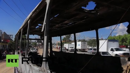Седем убити в Мексико при операция срещу наркокартел