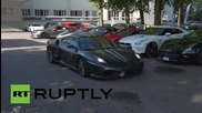 Estonia: Watch supercars tear up racetrack on Gran Turismo tour