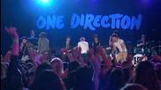 One Direction - Up All Night - Специално за Vevo Lift