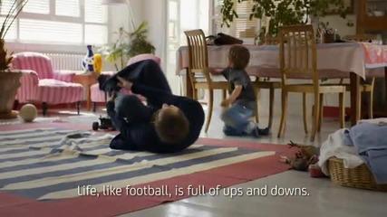 Unicredit Commercial Uefa Champions League Spot 2012