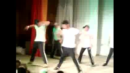 Air Steps Break Dance Part 1