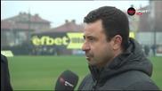 Петър Пашев: Мачът сякаш беше приятелски