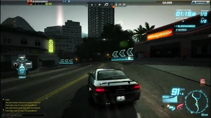 Need For Speed: World - Paradise City