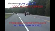 Xtreememotorsports - Tom - Cbr929 - Wheelie - 9sec