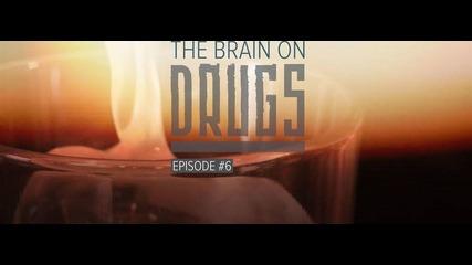 Какво се случва с мозъка под влиянието на алкохол
