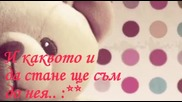For my crazy girl ^^