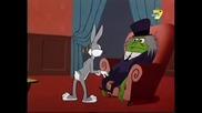 Бъгс Бъни в Доктор Джекил и Мистър Бъгс - Анимация Бг Аудио