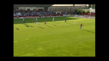 Ла Рода 4-2 Реал Мадрид Б