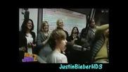 Смешни моменти с Justin Bieber