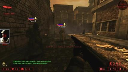 Awesome Rocket Kill! (killing Floor)