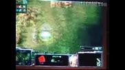 E - Stars 2009 Starcraft 2 Test - Run Who.werra(p) vs. Shy(t)