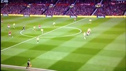Robin Van Persie Volley 2nd Goal Manchester United Vs Aston Villa 3 0 Match Highlights 22_4_13