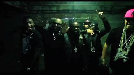 Rick Ross - Gang Bank (official video)