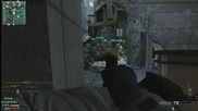 Cod Mw3 - Don't bring a gun to a knife fight