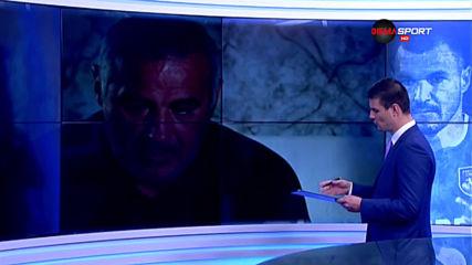 Сашо Ангелов: Трябва да си знаем мястото, не става само с воля и патриотизъм