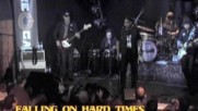 Vargas Blues Band - Falling on hard time (Оfficial video)