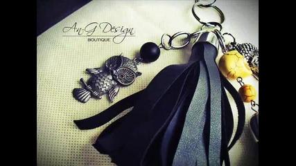 Аксесоар за чанта Top Lady от Бутик за Бижута An-g Design
