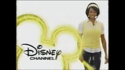 Monique Coleman (new) - Disney Channel Logo