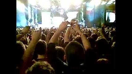 Metallica, Megadeth, Slayer, Antrax - Am I Evil (live from Sofia, Bulgaria 2010)