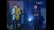 Halid Beslic i Nedzad Imamovic - Oj jeseni tugo moja - (Live) - (Skenderija 2001)