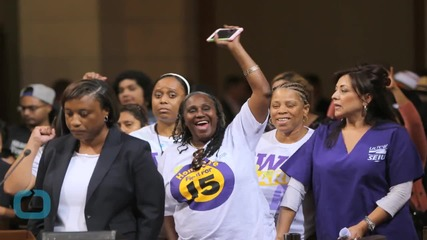 LA Minimum Wage Campaigners Target Nearby Cities After Winning $15 Raise