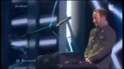 Дания - Brinck - Believe again - Евровизия 2009 - Финал - 13 място