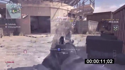 Worlds Fastest Moab! 11 Seconds! New Record!