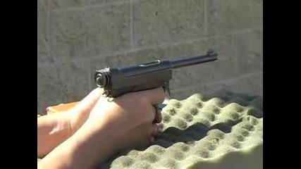 Стрелба С Намбу Тип 14