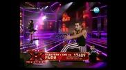 Ангел и Моисей, Рафи и Маргарита - X Factor 01.11.2011