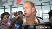 Головата машина кацна в София и заяви: Отказах на Байерн, дойдох да подпиша с Левски