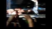 Acdc част от Thunderstruck на живо в Гърция 28.05.09