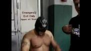 Rey Mysterio & John Cena