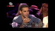 Мадлен подобрява качеството на танца - Елиминирането на Тодор Кирков