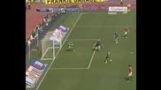 Рома полетя към титлата и свали Интер от върха след 2:1 срещу Аталанта