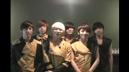 110523 Video message from Teen Top for Singaporean fans