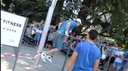Street Fitness - момчето показа класа !