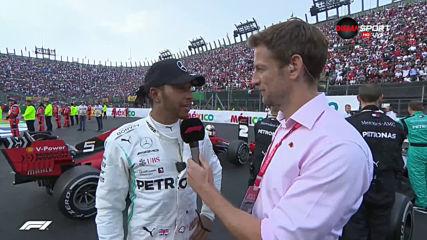 Мненията на призьорите в Гран При на Мексико