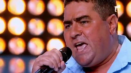 Ion Radu - Michael Jackson - Beat it - X Factor Romania, sezonul trei