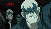 4. Завръщането на Черният рицар * Бг Субтитри * Batman: The Dark Knight Returns - Part 2 (2013)