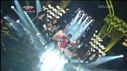 Nu'est - I'm Sorry + Face @ Music Bank (16.03.12)